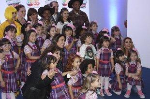 Show de Cúmplices de Um Resgate com a participação de Lucero e do elenco de Carinha de Anjo será exibido na íntegra pelo SBT
