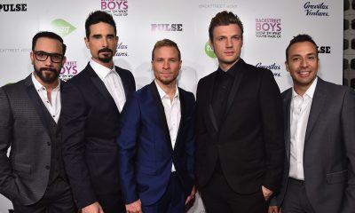 Os backstreet boys são uma das maiores boybands de todos os tempos