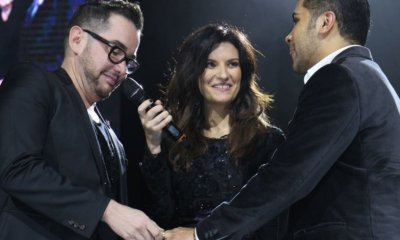 Laura Pausini celebra casamento Gay no México