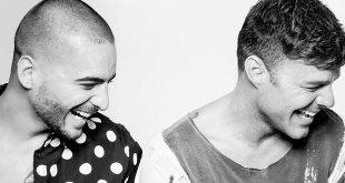 Vente Pa' Ca é o dueto de Maluma e Ricky Martin que está sacudindo a música latina