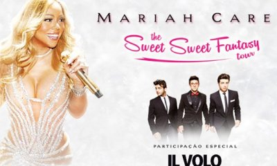 Shopping irá distribuir ingressos do show de Mariah Carey com o Il Volo