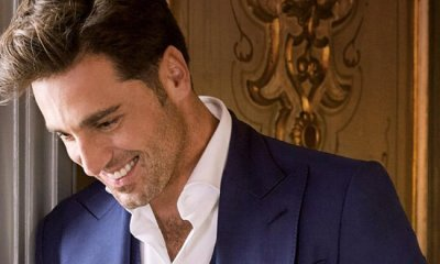 Amar Es Para Siempre mara a estreia de David Bustamante como ator