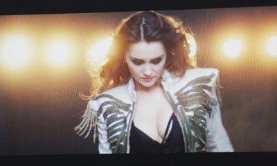Volvamos é o novo videoclipe de Dulce Maria em parceria com Joey Montana