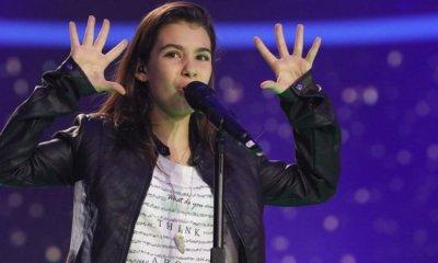 Fiamma Boccia representa a Itália no JUnior Eurovision 2016 com Cara Mamma (Dear Mom)