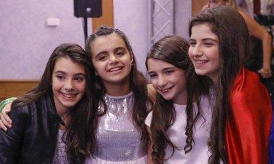 Mariam Mamadashvili, da Georgia, venceu o Junior Eurovision 2016
