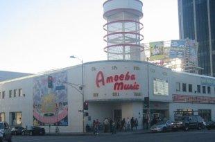 Amoeba Music Califórnia