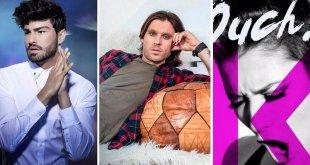 Fruela, Javián e LeKlein lutam para representar a Espanha no Eurovision 2017