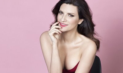 Veterana do The Voice, Laura Pausini fará sua estreia no X Factor Espanha