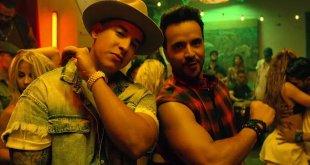 Despacito é o hit de Luis Fonsi e Daddy Yankee.