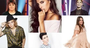 LeKlein, Mario Jefferson, Maika, Mirela, Manel Navarro e Paula Rojo são os candidatos da Espanha para o Eurovision 2017