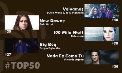 as melhores músicas latinas de 2016