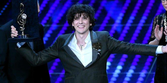 Ermal Meta vence noite de covers do Festival de Sanremo 2017