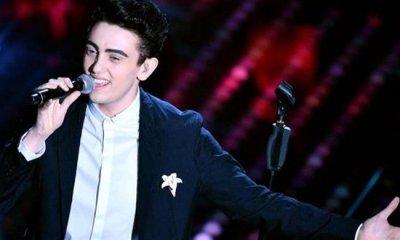 Michele Bravi canta Il Diario Degli Errori no Festival de Sanremo