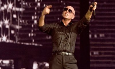 Pitbull anuncia a data de lançamento do novo CD
