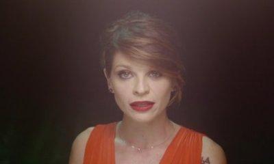 Alessandra Amoroso estreia videoclipe de Fidati Ancora di Me