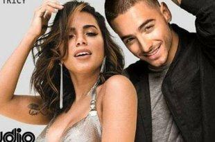 Maluma vem ao Brasil em abril para cantar com Anitta