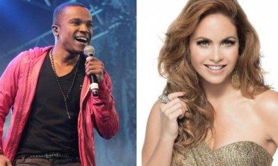 Novo CD de Alexandre Pires terá dueto com Lucero