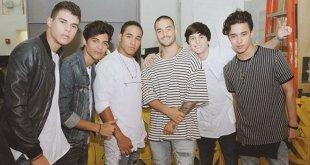 CNCO e Maluma concorrem aos Billboard Music Awards