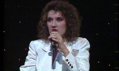 Celine Dion venceu o Eurovision 1988