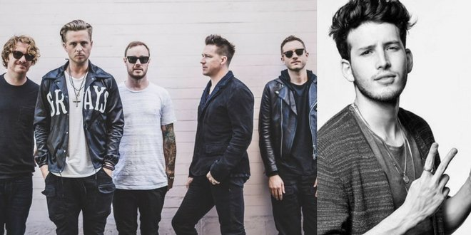O OneRepublic convidou Sebastian Yatra para a nova versão do single No Vacancy