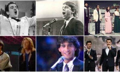 Os sucessos latinos surgidos no Eurovision