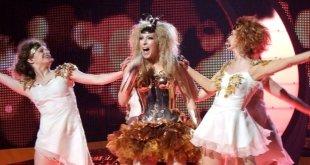 Gisela Eurovision 2008