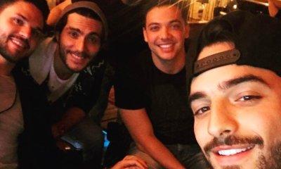 Maluma, Wesley Safadão e Bruninho e Davi