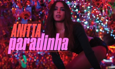 Anitta lança Paradinha