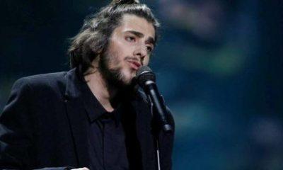 Salvador Sobral venceu o Eurovision Song Contest