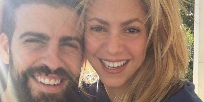 Shakira gravou videoclipe de Me Enamoré com o marido, Gerard Piqué