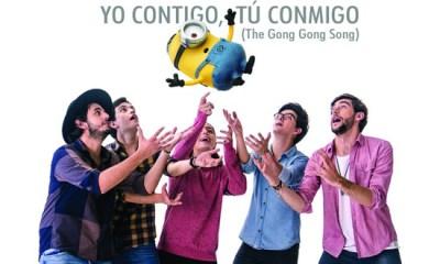 Trilha Sonora de Meu Malvado Favorito 3 tem música de Alvaro Soler com o Morat