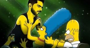 Maluma em Os Simpsons