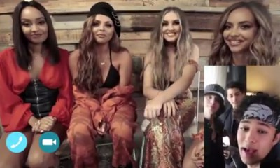 CNCO confirma parceria com o Little Mix no remix de Reggaeton Lento