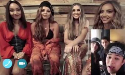 CNCO confirma parceria com o Little Mix no remix de Reggaeton Lento