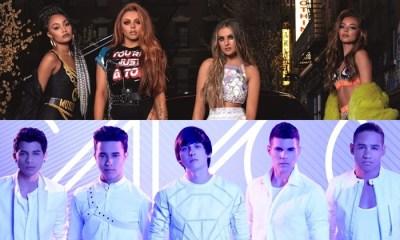 Ouça o remix de Reggaetón Lento, da CNCO com as Little Mix