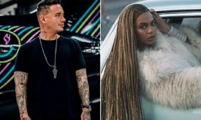 J Balvin se uniu a Beyoncé no remix de Mi Gente