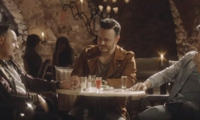 Rio Roma e Carlos Rivera estreiam clipe de Todavia No Te Olvido