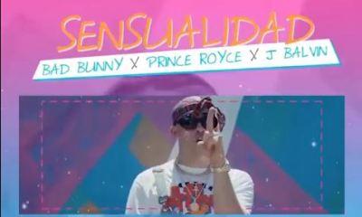 Bad Bunny estreia single com J Balvin e Prince Royce