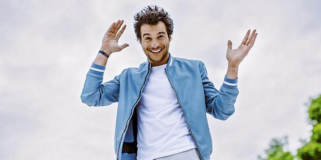 Amir é um dos nomes mais populares da música francesa na atualidade