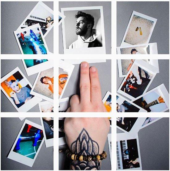 Lorenzo Fragola apagou imagens antigas do Instagram