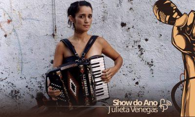 Julieta Venegas arrasou em sua última passagem pelo Brasil