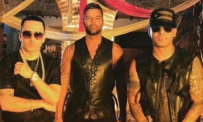Ricky Martin anunciou uma colaboração com a dupla Wisin y Yandel em seu novo single, Fiebre