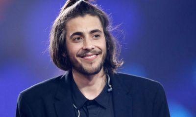 Salvador Sobral foi o primeiro português a vencer o festival
