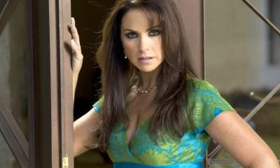 Lucero dá vida à vilã Barbara Greco