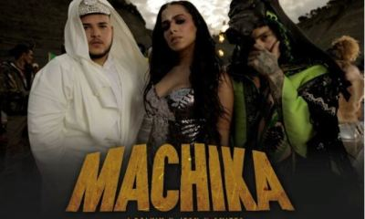 J Balvin e Anitta arrasam com Jeon em Machika