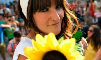 A música latina é recheada de flores