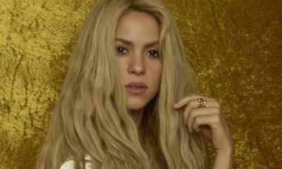 Shakira lançou novo perfume com a Jequiti