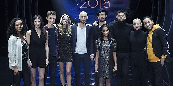 Reprodução Instagram: artistas da segunda semifinal do Destination Eurovision