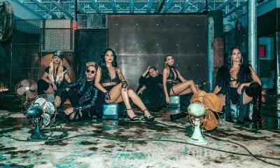 Lali, Becky G e Leslie Grace estão no remix de Mi Mala, de Mau y Ricky com Karol G
