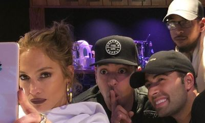 Jennifer Lopez prepara novo material discográfico